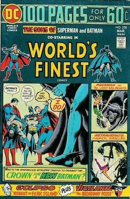 World's Finest Comics (1941-1986) (Comic Book) #228
