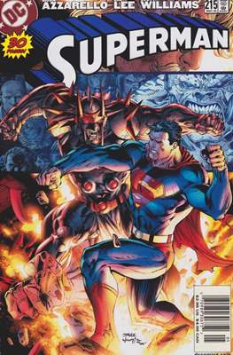 Superman Vol. 2 (1987-2006 Variant Covers) (Grapa) #215.1