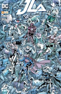 JLA. Liga de la Justicia de América (Grapa) #9