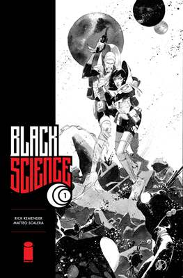 Image Giant-Sized Artist's Proof Edition: Black Science #1