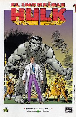 Grandes héroes del cómic (Rústica) #14