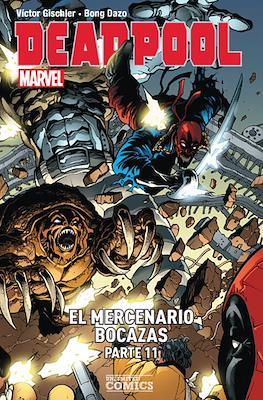 Deadpool. El mercenario bocazas #11