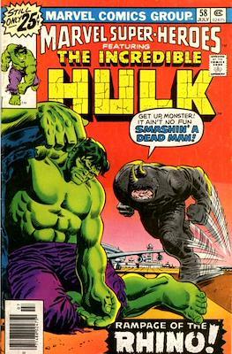 Marvel Super-Heroes (Grapa) #58