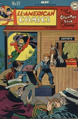 All-American Comics (Comic Book) #97