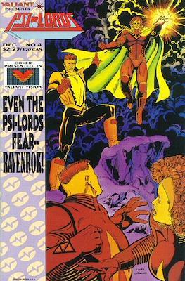 Psi-Lords Vol.1 (Comic Book) #4