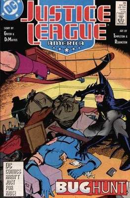 Justice League / Justice League International / Justice League America (1987-1996) (Comic-Book) #26