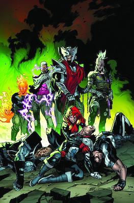 X-Force (2019-) (Grapa 64 pp) #4