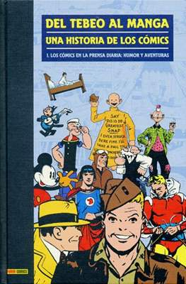 Del tebeo al manga: Una historia de los cómics