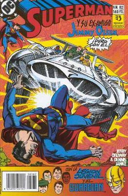 Superman: El Hombre de Acero / Superman Vol. 2 (Grapa 36 pp) #82
