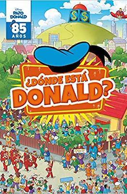 ¿Dónde está Donald? (Cartoné 48 pp) #