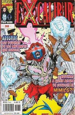 Excalibur Vol. 2 (1996-1999) (Grapa 24 pp) #38