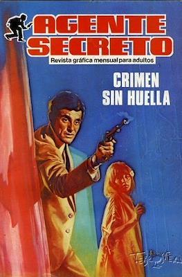 Agente secreto. Revista gráfica mensual para adultos (Grapa (1982)) #3