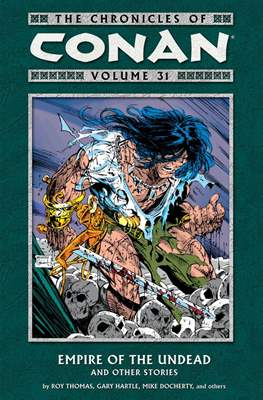 The Chronicles of Conan the Barbarian (Paperback) #31