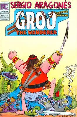 Groo The Wanderer Vol 1 (1982-1984) (Grapa) #6