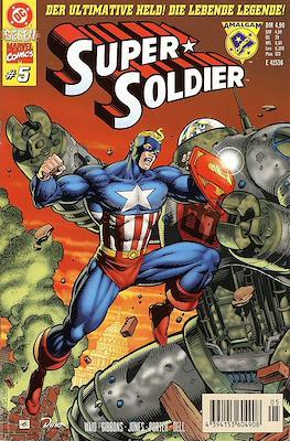 DC gegen Marvel / DC/Marvel präsentiert / DC Crossover präsentiert #5