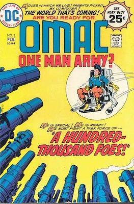 OMAC Vol 1 (Comic Book. 1974 - 1975) #3