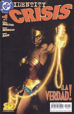 Identity Crisis (2005) Grapa #4