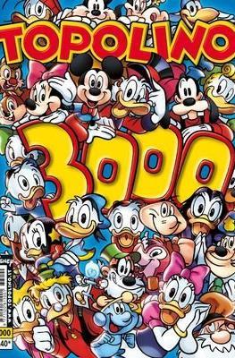Topolino (Brossurato) #3000