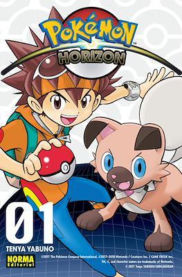 Pokémon Horizon (Rústica con solapas) #1
