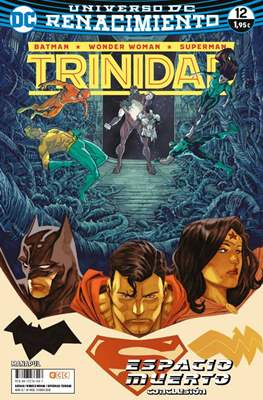 Batman / Superman / Wonder Woman: Trinidad (Grapa 24 pp) #12