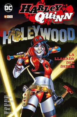 Harley Quinn de Amanda Conner y Jimmy Palmiotti (Cartoné 224 pp) #4