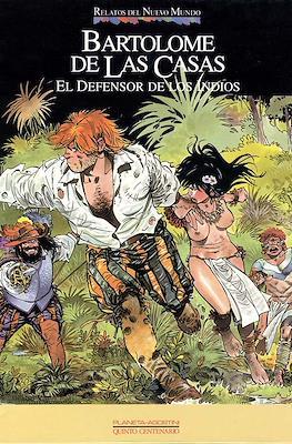 Relatos del Nuevo Mundo (Cartoné 72 pp) #6