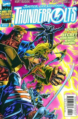 Thunderbolts Vol. 1 / New Thunderbolts Vol. 1 / Dark Avengers Vol. 1 (Variant Cover)