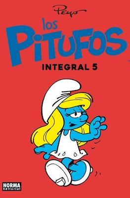 Los Pitufos (Integral Cartone 320-288 pp) #5