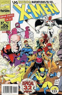 Las nuevas aventuras de los X-Men (Grapa 24 pp) #15