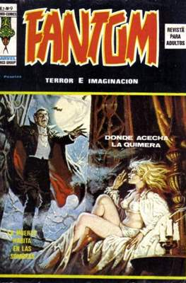 Fantom Vol. 2 (1974-1975) (Grapa) #9