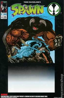 Spawn McFarlane's Toys Serie 1 Comic-books (Comic-book) #2