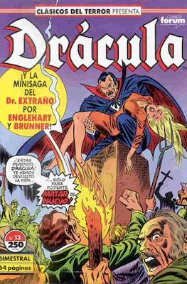 Clásicos del Terror: Drácula (1988-1989) (Grapa. 17x26. Color.) #13