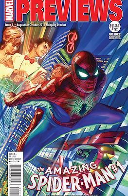 Marvel Previews Vol. 3