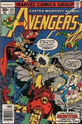The Avengers Vol. 1 (1963-1996) (Grapa) #159