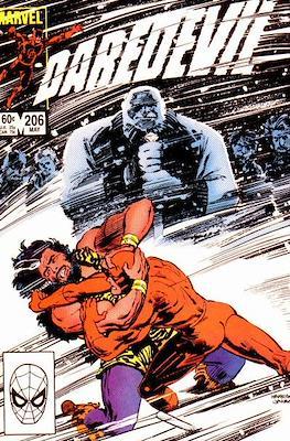 Daredevil Vol. 1 (1964-1998) (Comic Book) #206