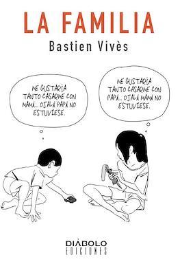 Bastien Vivès (Cartoné) #2