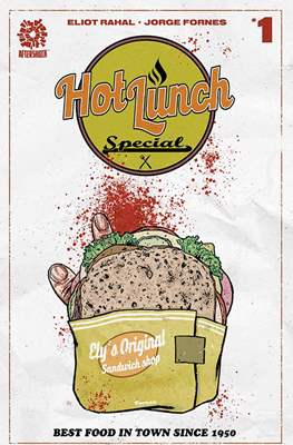 Hot Lunch Special (Comic Book) #1