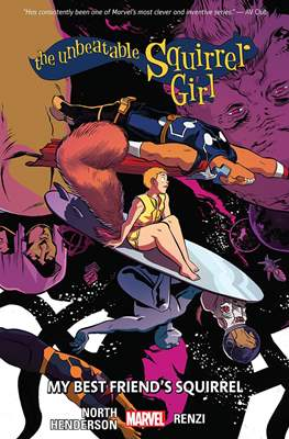 The Unbeatable Squirrel Girl (Digital collected) #8