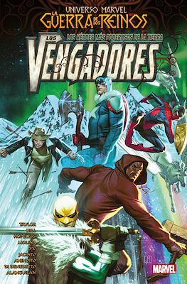 Universo Marvel: La Guerra de los Reinos - Especiales (2019)