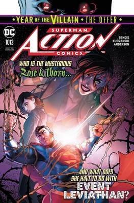 Action Comics Vol. 1 (1938-2011; 2016-) #1013