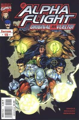 Alpha Flight Vol. 2 (1998-1999) (Grapa) #19