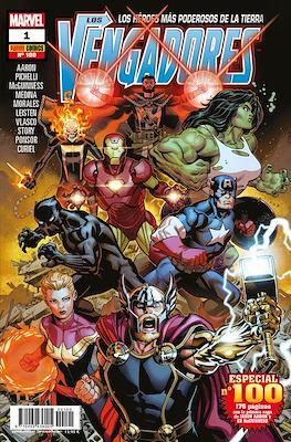 Los Vengadores Vol. 4 (2011-) (Grapa) #100/1