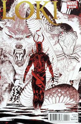 Loki (2010-2011) (Comic Book) #4