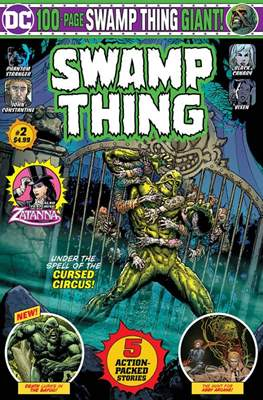 Swamp Thing DC 100-Page Giant (Softcover 100 pp) #2
