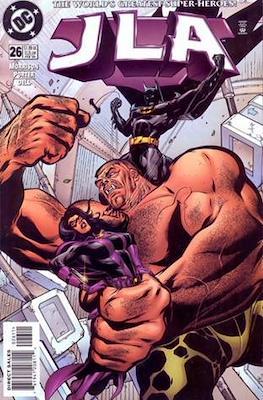 JLA Vol. 1 (1997-2006) (Comic-Book) #26