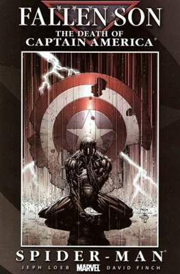 Fallen Son: The Death Of Captain America (Comic Book) #4