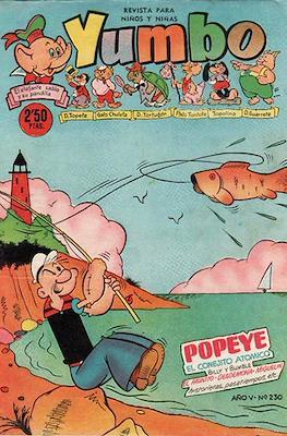 Yumbo. Semanario infantil (Grapa 20 pp) #230