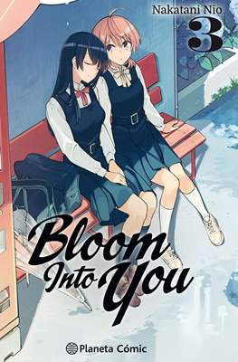 Bloom Into You (Rústica con sobrecubierta) #3