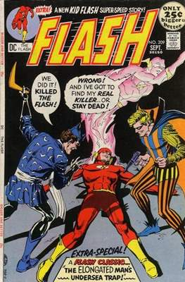 Flash vol. 1 (1959-1985) (Grapa, 32 págs.) #209