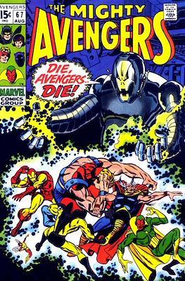 The Avengers Vol. 1 (1963-1996) (Comic Book) #67